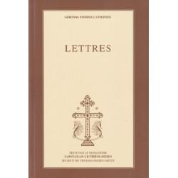 ST PAÏSSIOS - LETTRES