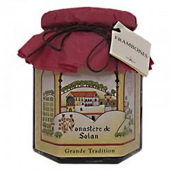 CONFITURE DE FRAMBOISES