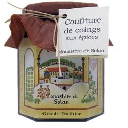 CONFITURE DE COINGS AUX ÉPICES