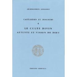 LE CULTE DIVIN