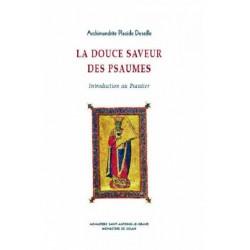 LA DOUCE SAVEUR DES PSAUMES