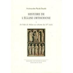 HISTOIRE DE L'ÉGLISE ORTHODOXE