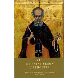 VIE DE SAINT SIMON L'ATHONITE
