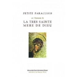 PETITE PARACLISIS EN...