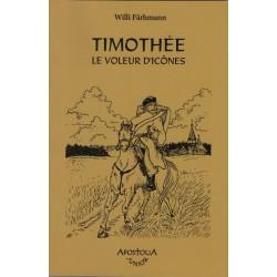 TIMOTHÉE LE VOLEUR D'ICÔNES