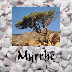 ENCENS À LA MYRRHE