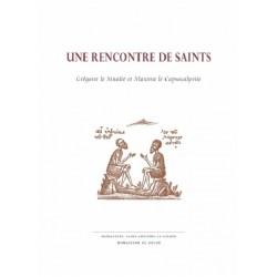 UNE RENCONTRE DE SAINTS