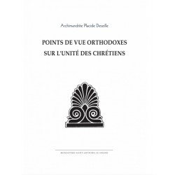 POINTS DE VUE ORTHODOXES...