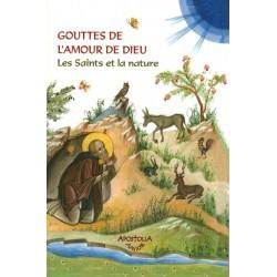 GOUTTES DE L'AMOUR DE DIEU
