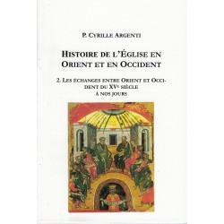 HISTOIRE DE L'ÉGLISE EN...