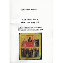 LES CONCILES ŒCUMÉNIQUES 3
