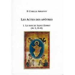 LES ACTES DES APÔTRES 1