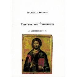 L'ÉPÎTRE AUX ÉPHÉSIENS 3