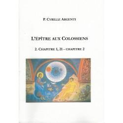 L'ÉPÎTRE AUX COLOSSIENS 2