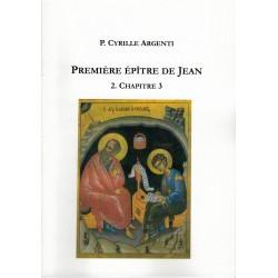 LA PREMIÈRE ÉPÎTRE DE JEAN 2