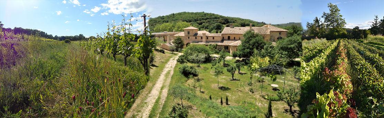 Le Monastère de Solan, une Mosaïque Forestière et Agricole