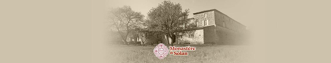 Le Monastère de Solan se veut foyer de prière pour la région et le monde entier.